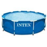 Каркасный бассейн Intex Metal Frame 28200 (305х76 см, 4485 л)