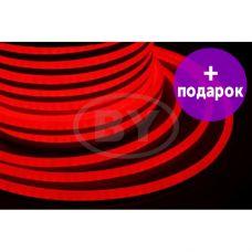 Гибкий неон LED Neon-Night красный /1М