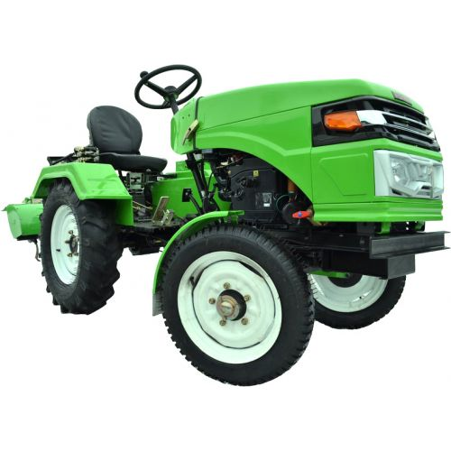 Трактор садовый дизельный MTD OPTIMA LE 145 H