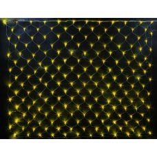 Светодиодная сетка Rich LED 2*1.5 м красный, желтый