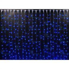 Светодиодный занавес Rich LED RL-C2*3-T/B синий