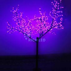 Светодиодное дерево Сакура 250 Rich LED розовый