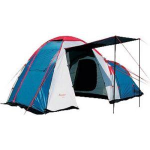 Туристическая палатка Canadian Camper Hyppo 4 (четырёхместная)