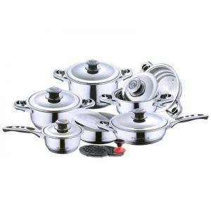 Набор посуды Millerhaus MH 9000 (19 предметов)