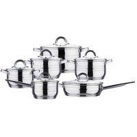 Набор посуды Wellberg WB 02107 (12 предметов)