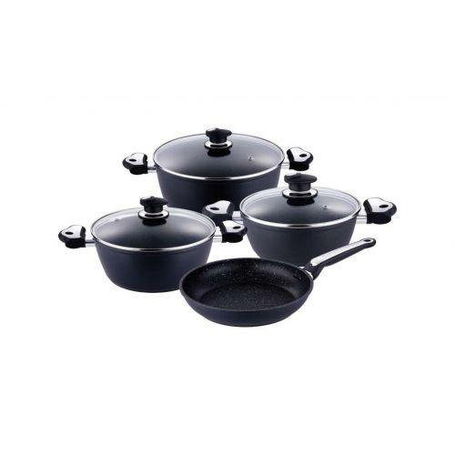 Набор посуды Bergner Bg 6665 (7 предметов)