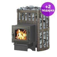 Банная печь Везувий Легенда Ковка 12 (260)