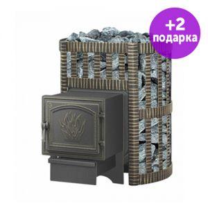 Банная печь Везувий Легенда Ковка 12 (261)