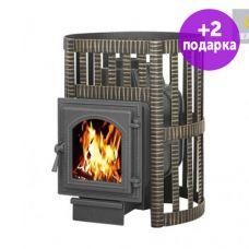 Банная печь Везувий Легенда Ковка 16 (270) Б/В