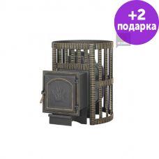 Банная печь Везувий Легенда Ковка 16 (271)