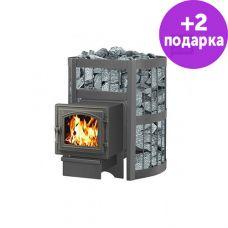 Банная печь Везувий Легенда Стандарт 12 (ДТ-3С)