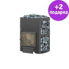 Банная печь Везувий Скиф Стандарт 12 (ДТ-3) Б/В