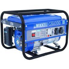 Бензиновый генератор Mikkeli GX4000