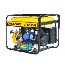Бензиновый генератор Champion LPG6500E