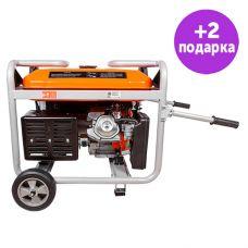 Бензиновый генератор ELAND LX8700E
