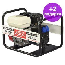 Бензогенератор FOGO FP 3001