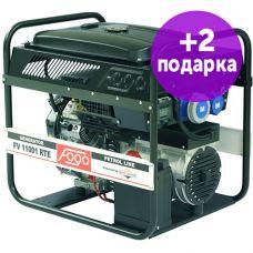 Бензогенератор FOGO FV 11001 RTE