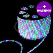 Дюралайт LED Neon-Night 30 LED/m мультиколор свечение с динамикой /1М