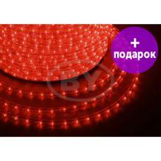 Дюралайт LED Neon-Night 36 LED/m красный мерцание /1М