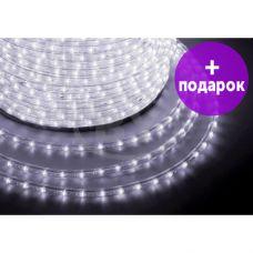 Дюралайт LED Neon-Night 36 LED/m белый свечение с динамикой /1М