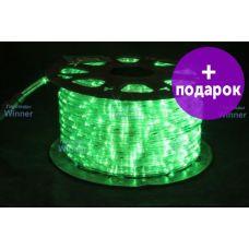 Дюралайт Winner Light зеленый /1М