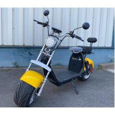 Электросамокат YAKAMA АР-Н008-3 желтый
