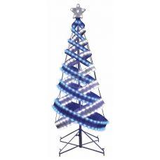 """Ёлка Neon-night """"Хайтек"""" 434 LED синий+белый"""