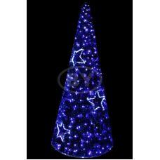 "Фигура Neon-night ""Ель"" синий 1.8 м"