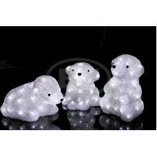 """Фигура Neon-night """"Медвежата"""""""