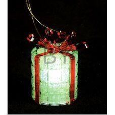 """Фигура Neon-night """"Новогодний подарок"""""""