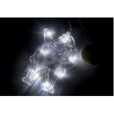 """Фигура Neon-night """"Санта Клаус"""" на присоске с подвесом"""