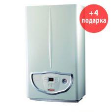 Газовый котел Immergas Eolo Mini 28 3e, 28 кВт (двухконтурный, турбо)