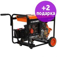 Генератор дизельный DAEWOO DDAE 6000 XE-3