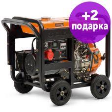 Генератор дизельный DAEWOO DDAE9000DXE-3