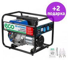 Генератор (электростанция) Eco PE-6700 RSi