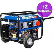 Генератор (электростанция) ECO PE 8000 ES