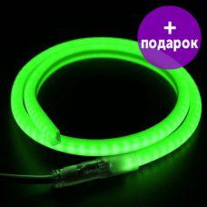 "Гибкий неон в форме ""D"" Neon-Night зеленый /1М"