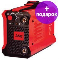 Инвертор сварочный FUBAG IQ 200