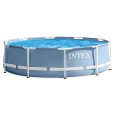 Каркасный бассейн Intex Prism Frame / 26726NP (457x122)