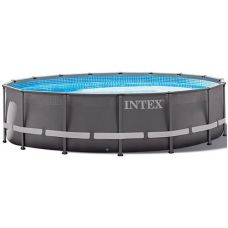 Каркасный бассейн Intex Ultra Frame / 26330 (549x132)