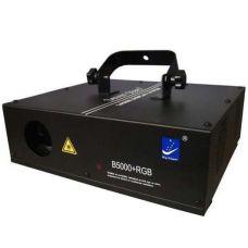 Компактный лазер Big Dipper B5000+RGB