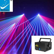 Компактный лазер Big Dipper SD30000+RGB