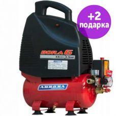 Компрессор безмасляный Aurora BORA-6