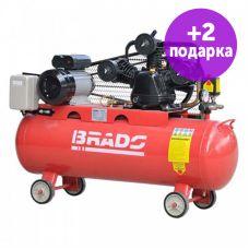 Компрессор Brado IBL3100A 220v/100L
