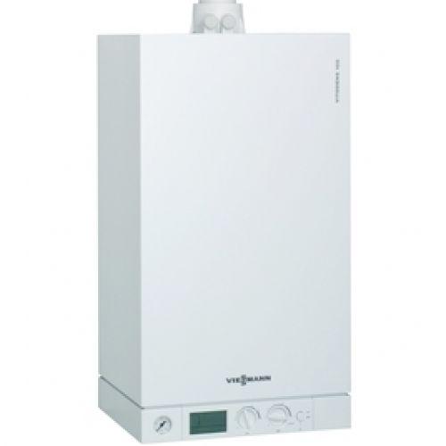 Газовый конденсационный котел Viessmann VITODENS 100-W WB1C148 26 кВт (двухконтурный)