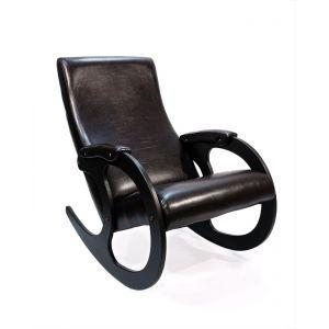 Кресло-качалка Бастион 4 экокожа (SELENA VENGE)