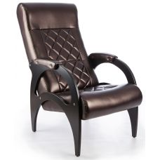 Кресло для отдыха Бастион 9 Ромбус Dark Brown