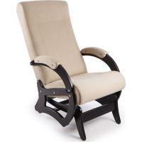 Кресло-качалка Бастион 6 гляйдер (рогожка, united 3/черный)