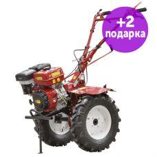 Культиватор бензиновый FERMER FM-1617MXL колеса 6.50-12