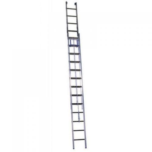 Лестница профессиональная с канатной тягой Алюмет SR2 3219